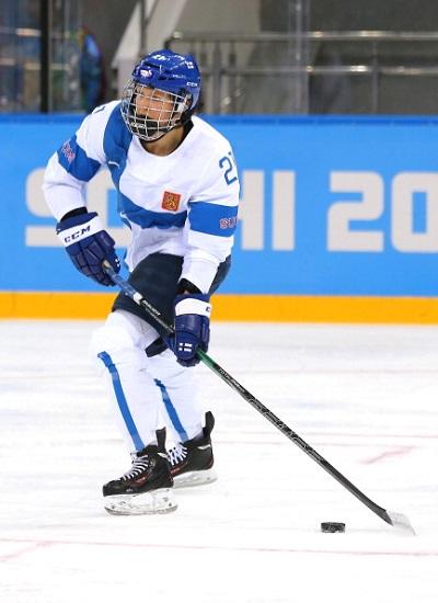 olympialaiset jääkiekko naiset joukkue